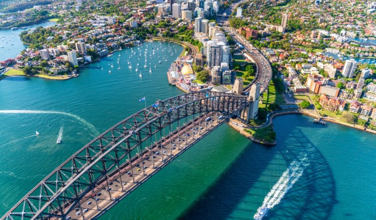 #2 Sydney Harbor Bridge fun facts