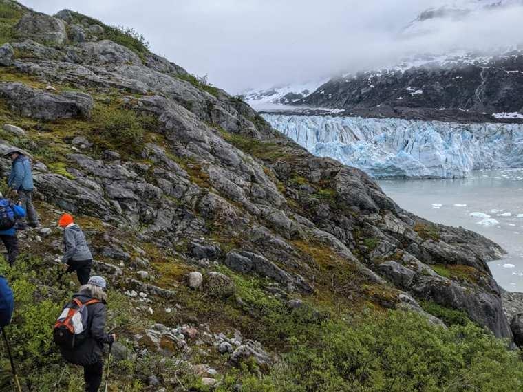 Lamplugh Glacier UnCruise
