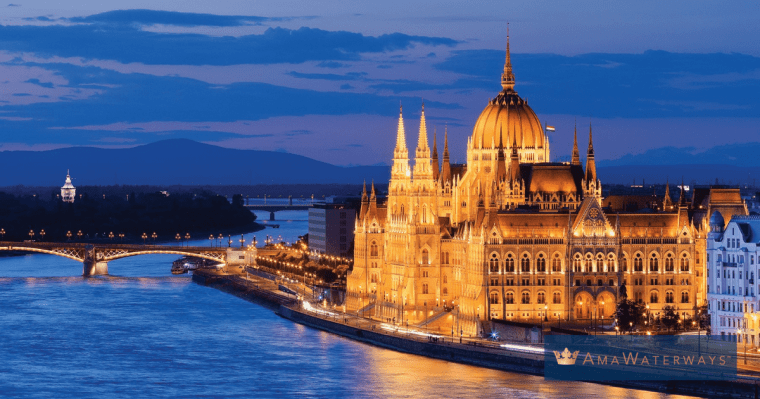 Budapest on a Danube River Cruise
