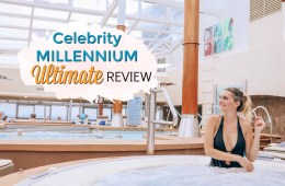 Celebrity Millennium Review - Transpacific Cruise