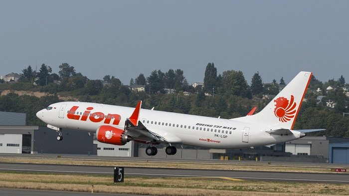 lion air plane crash indonesia