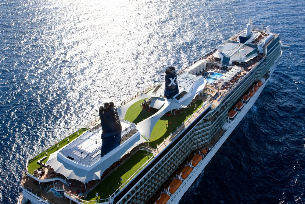 repositioning cruise celebrity