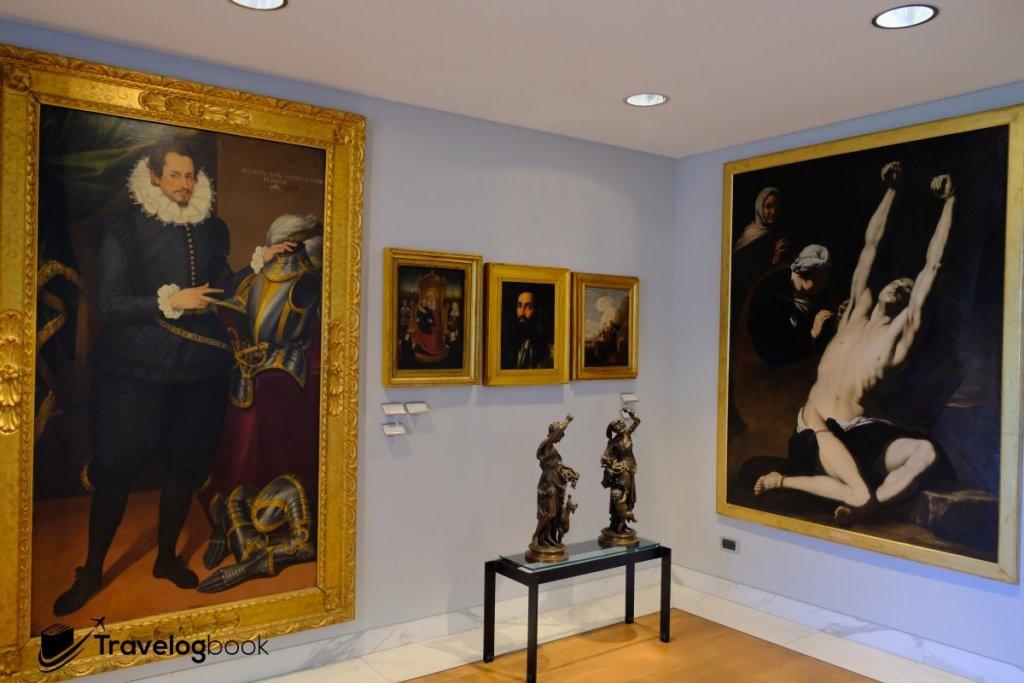 國家博物館內,藏有不同時期的考古發現及文物古畫,個人覺得是眾多博物館中最值得參觀的一所。