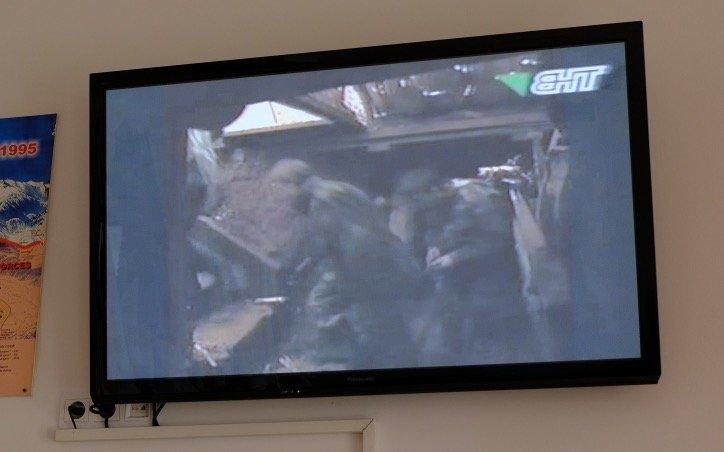 可從館內的紀錄片了解到當時隧道的情況。