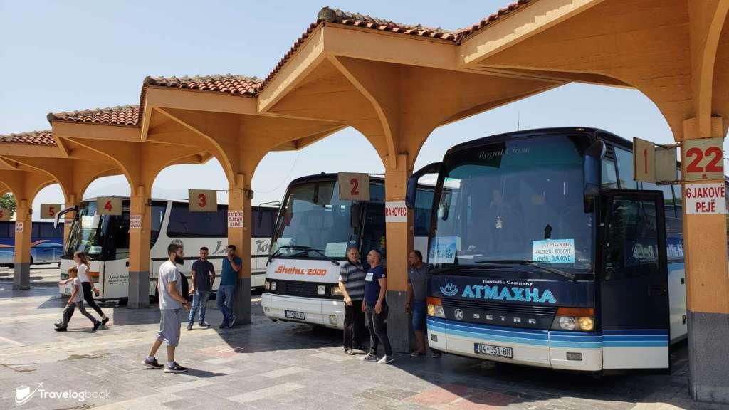 Prizren巴士總站