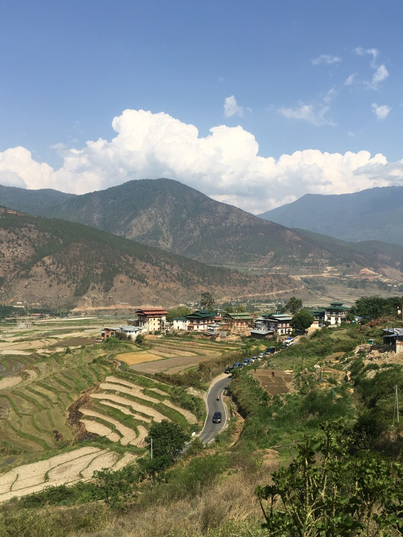 """Experience """"Bhutan""""- A Kingdom in the Foothills of the Himalayas"""