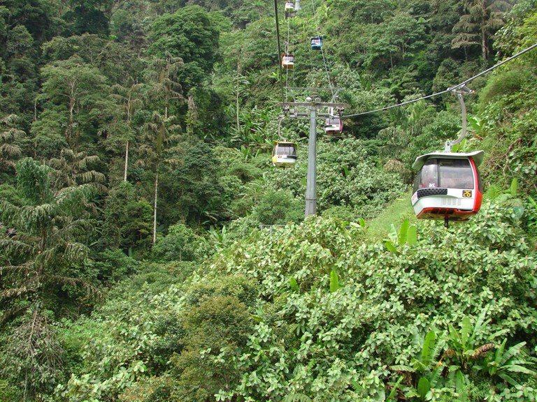 Genting Highlands - A World of Entertainment
