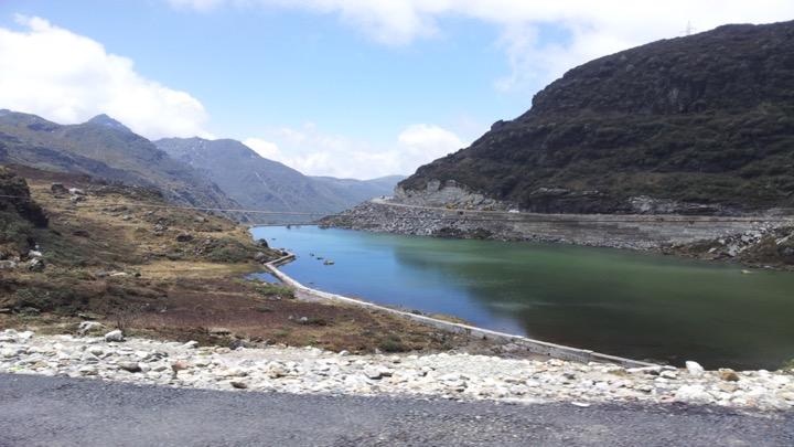Enroute to the Mystic Changu Lake