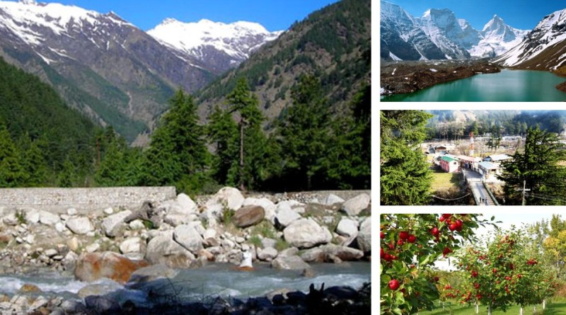 Himalayan Villages Series – Featuring Harsil