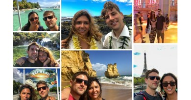 Travel Adventure Couple – Erik and Kate