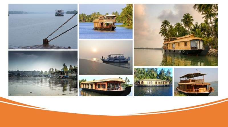 8 Astounding Houseboat Destinations in India