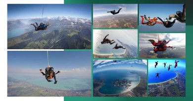 8 Best Skydiving Destinations in Europe