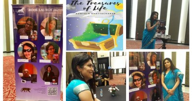 "World Poetry Day – Book Launch Event ""Treasures of Life"""