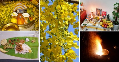 Vishu 2021 – Celebrating New Year in Kerala