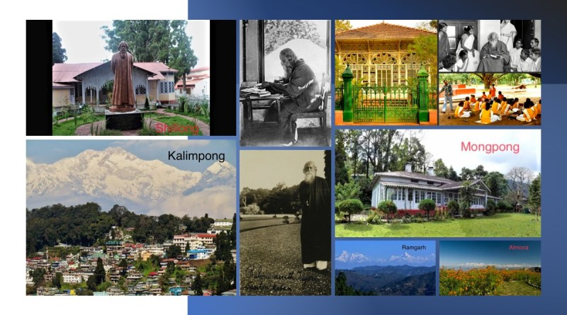 6 Places associated with Rabindranath Tagore in India