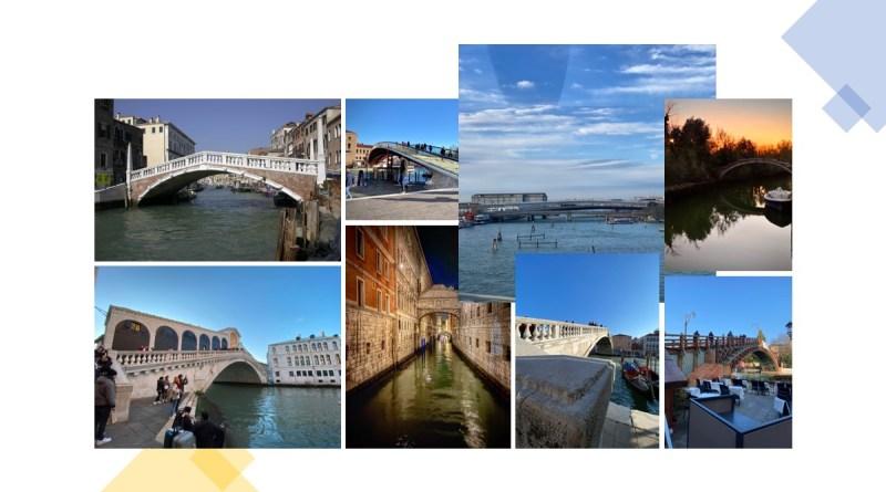 8 Prominent Bridges in Venice, Italy