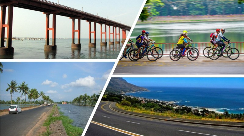 6 Moderate Cycling Tours in India