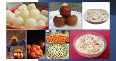 8 Delectable Dussehra Sweets to Try at Home