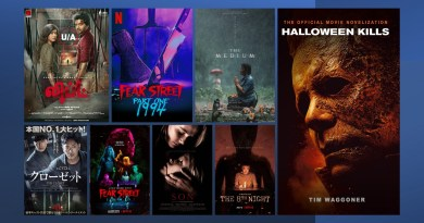 9 Scary Halloween Movies for a Trick or Treat