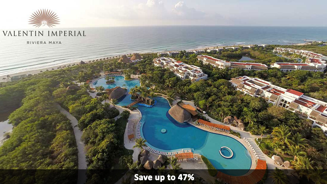 Valentin Imperial Riviera Maya Traveloni Vacations