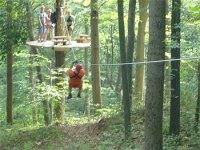 Hocking Hills Zipline Canopy Tour