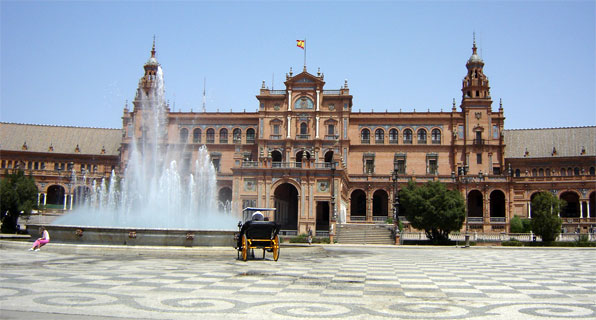 Seville Plaza