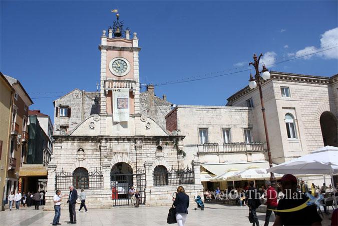 Narodni Trg, Zadar