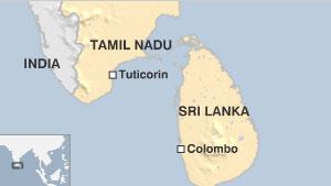 India - SL Ferry