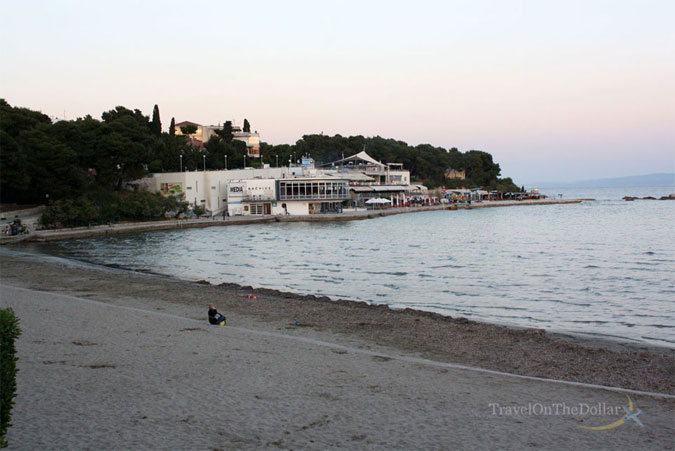 Bačvice beach