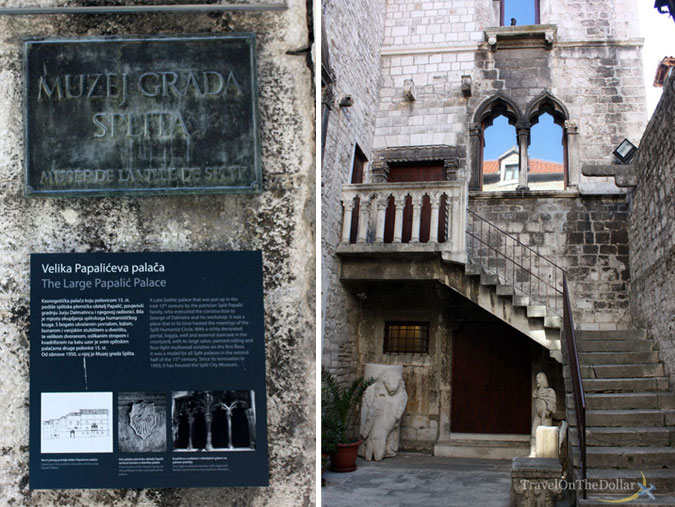 Muzej Grada Splita (Town Museum), Split