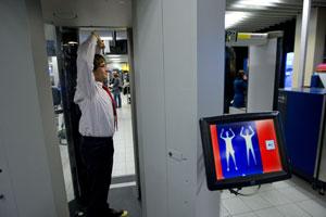 Body X-ray Scanner