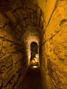 Western Wall Tunnel, Jerusalem