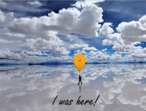 Salar de Uyuni, Bolivia - I was here!