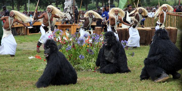 Rwanda Gorilla Naming Ceremony