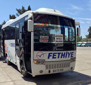 Fethiye Seyahat Bus