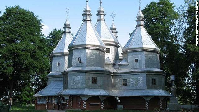 Wooden Tserkvas of the Carpathian Region in Poland and Ukraine (Poland / Ukraine)