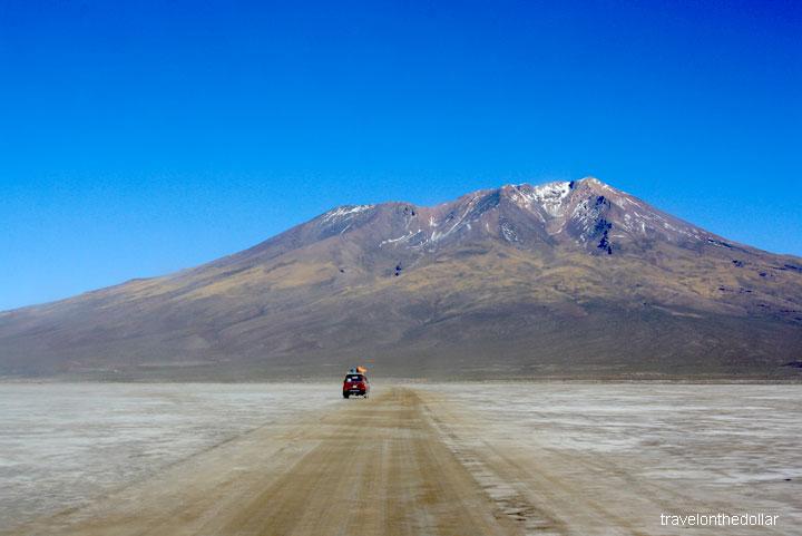 Desert Mountains of Bolivia