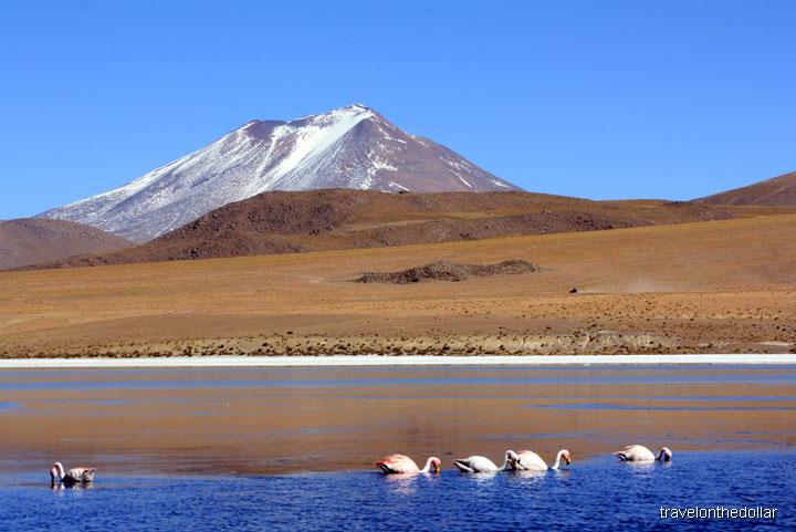 Laguna Canapa, Bolivia