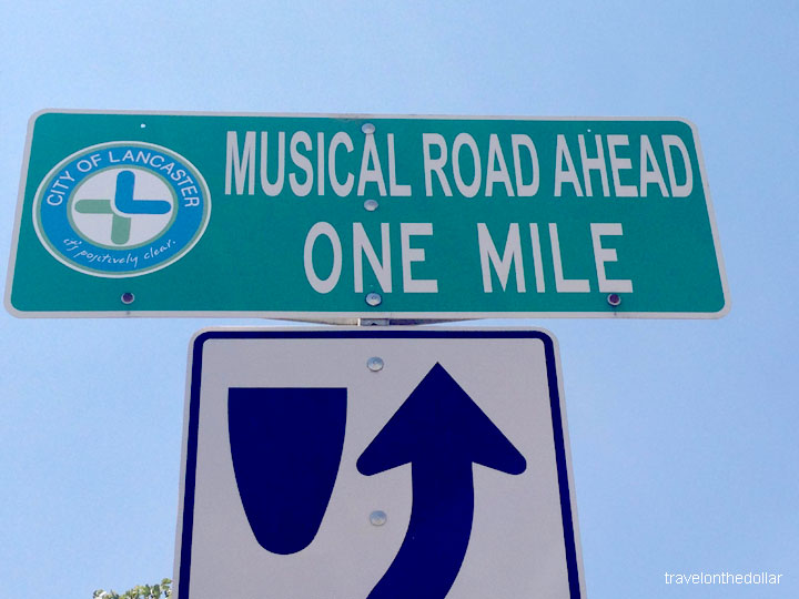 Musical Road, Lancaster