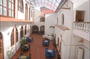 Hotel Tuko's La Casa Real, Potosi