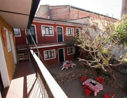 Wasi Masi hostel, Sucre, Bolivia