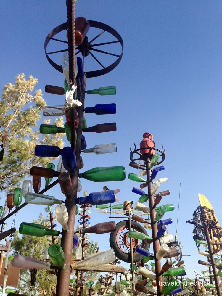 Bottle Tree Ranch, Oro Grande, California