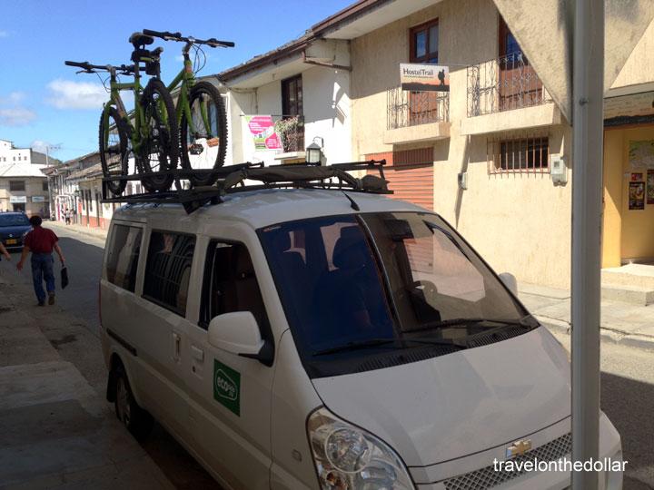 Popayan Bike Tour
