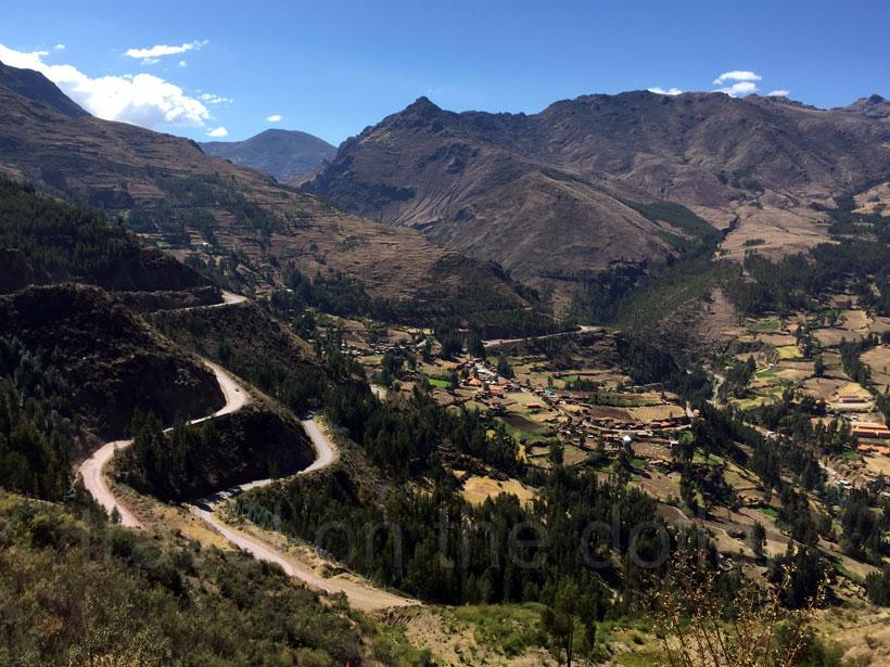 Pisac Inca Ruins