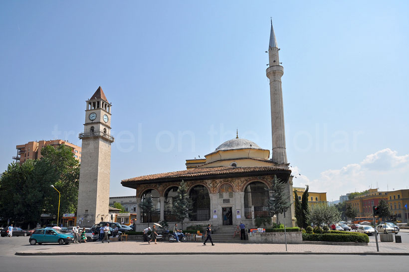 Et'hem Beg Mosque & Clock Tower