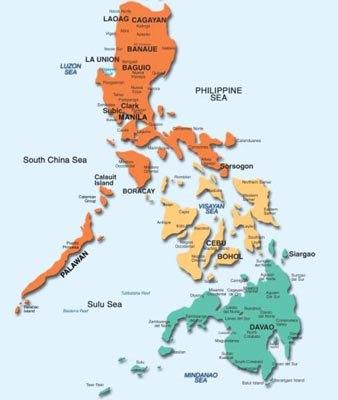 1707 Pilipino Islands