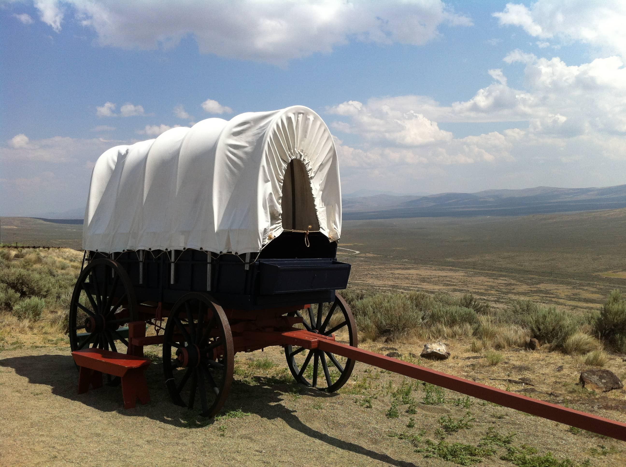 Explore The Oregon Trail