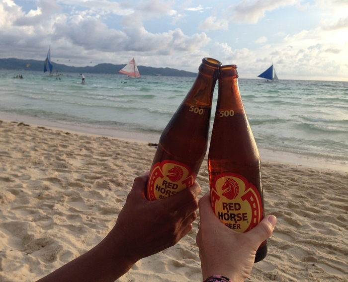 Image result for red horse boracay