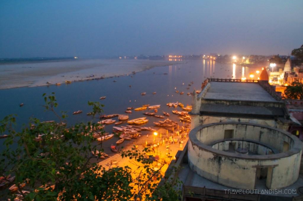 Varanasi Sunset View