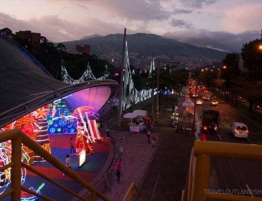Colombia-Medellin-El Alumbrado